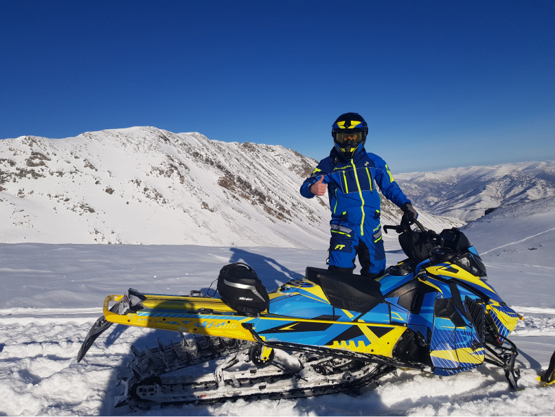 Types of snowmobiles – how to choose the right one. Finntrail